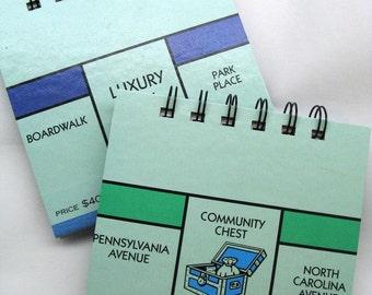 Monopoly board notepad - medium