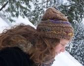 Handspun Wooly Hat