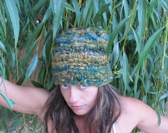 colors of your choice-Special Order-Warm Wooly Hat - Willow