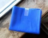 Fabric destash, blue fabric, fat quarter, hand cut (1)