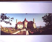 Carcassonne Castle MArblehead MA Fine Art Limited Edition  Panorama Photograph