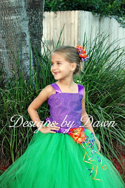 Inspired ariel dress photo fotos