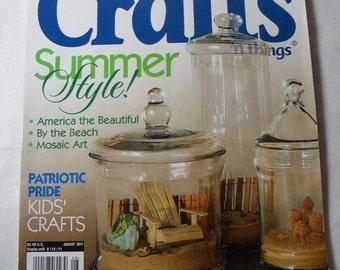 Crafts 'N Things, August 2011