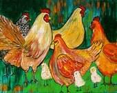 Gwunne's Chickens