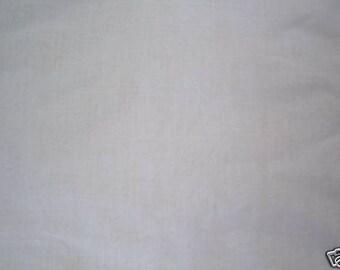 White Organdy fabric, Stiff finish, yardage