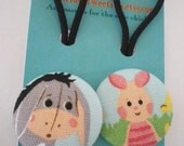 Two for Tea - Ponytail Holders by How Tweet It Is