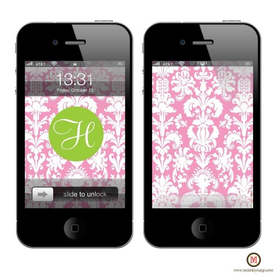 preppy iphone wallpaper items similar to personalized iphone wallpaper preppy 9357