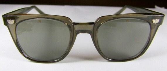 1950s SAFETY SUPPLY Eyeglasses Sunglasses