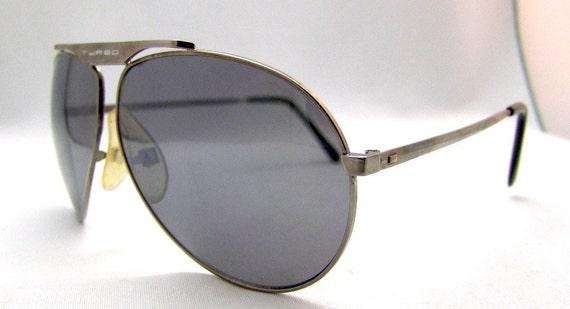70s   TURBO Aviator Sunglasses Vintage Excellence