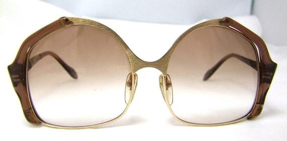 Rare Guerlain Vintage Eyeglasses France 1960s