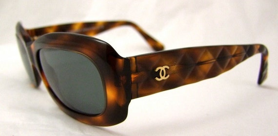 Chanel Glasses Frame Usa : Vintage Chanel Tortoiseshell 5094 Eyeglasses Amazing