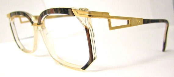 WOW  Vintage CAZAL Eyeglasses  PERFECT  Vintage Designer Germany