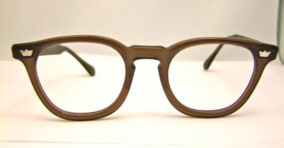 Wayfarer style  1950s  VINTAGE  Eyeglass Frames