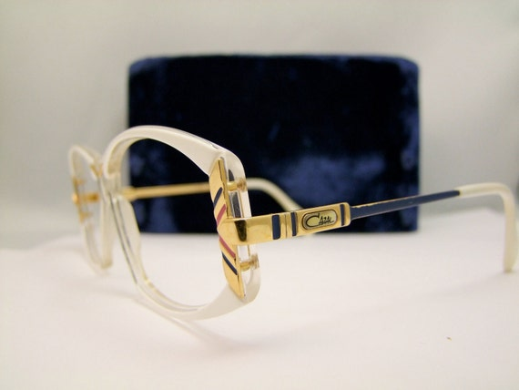 Cazal 1960S 70s  Designer Eyeglasses  BEAUTIFUL Rare style and condition