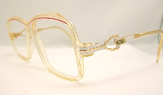 Cazal 1960S 70s  Designer Eyeglasses  BEAUTIFUL Rare style and model 164