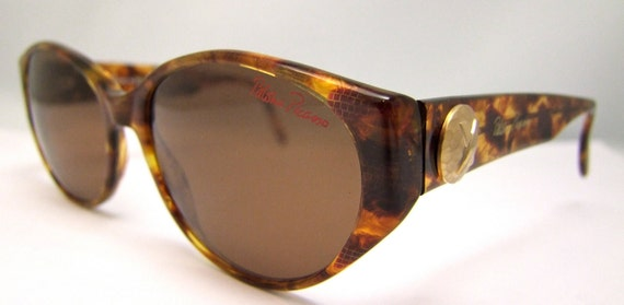 Paloma Picasso Designer Sunglasses  Made in Germany by Metzler, Vintage