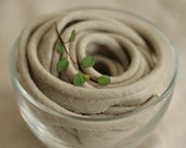 20 Yards of Edged Piping for natural Linen, U1040