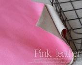 Pink Leather 45cmx70cm, U1741