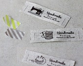 Sewing Time Linen Labels 2 sets, U2337