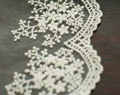 3 Yards of Grace lace in veil, U2477