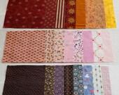 5 Sets, A pack of 40 Card Cuts cotton, U2914