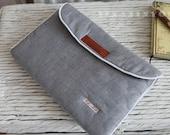 2 Yards, NEAT, vintage style Deep Gray Cotton, U2994