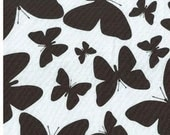 3 Yards of Chic butterfly Cotton, U1150