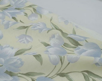 Full of Tulips on Cotton WIDE 150cm,, U1705