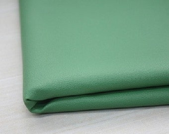 Green Leather 45cmx70cm, U1743