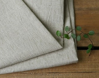 A Yard of Sale, Natural Washing Linen 140cm Wide, U1501