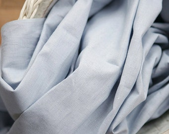 3 yards of Pale n Murky Sky Linen blended, U2740