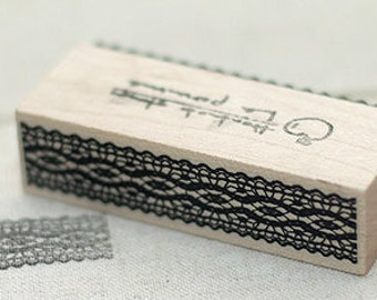 Torsion Lace II Stamp, U2943