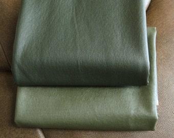 Deep Green SOFTest faux leather 70cm, one cut, U10012