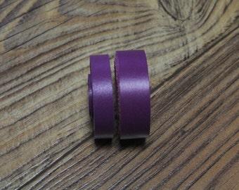 Strap, Violet, 15mm width, U3293