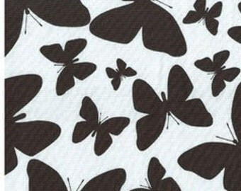 A Yard of Chic butterfly Cotton, U1150