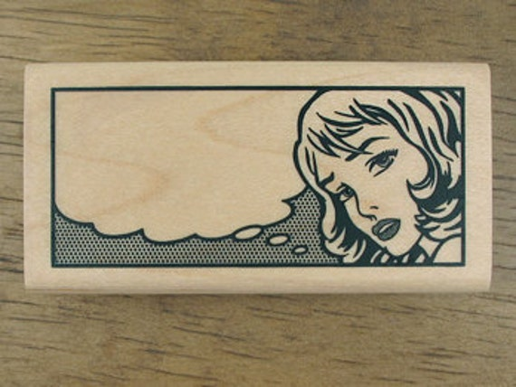 Her Messages, Our Messages, Happy Tears Style Stamp, U2747
