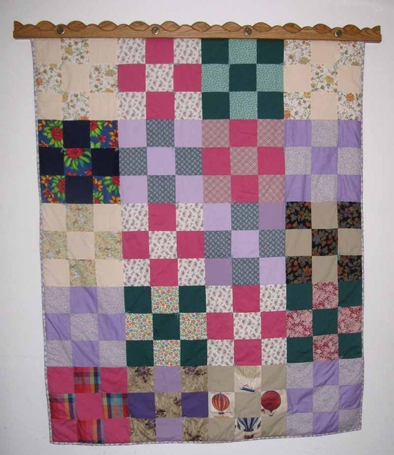Quilt from the heart - PRICE REDUCED