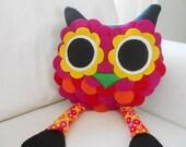 bellamina's pillow owl