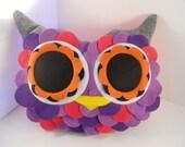 little hoot bellamina's pillow owl