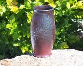 Platte Wheeler Vase, FW Fred Wills design, Retired VanBriggle Master Potter - SPECIAL Ships for 6.95