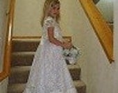 Special Occasions/Flowergirl/Baptism/Communion/LDS Blessing Gowns by SewSandee Taking Orders