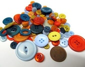 Buttons - Basics Assorted Sizes