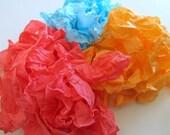 Seam Binding Hand Crinkled-15 yds - 3 colors