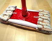 Hand Knit Swiffer Sweeper Cover