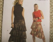 Butterick  B4938  Skirts Pattern Sizes 14-16-18-20