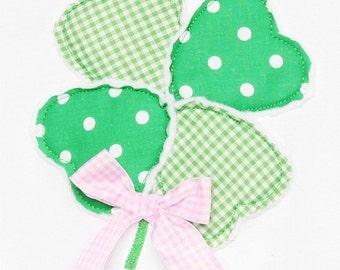 Girls St Patrick's Day Shirt, Clover Shirt, St Patrick's Day Embroidered Shirt, Shamrock Shirt, St Pattys Shirt, Girls St Patrick's Shirt