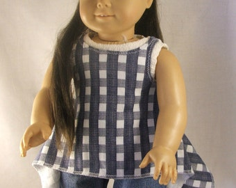 Twirly Tunic for American Girl Doll