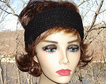 Knit Headband - Ribbed