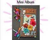 It's a Wrap Mini Album Instructions ONLY
