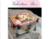 Romantique Valentine Box Instructions ONLY